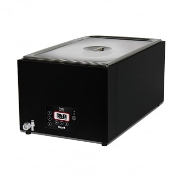 Pasto - Black Sous Vide Water Bath (26 Litre)