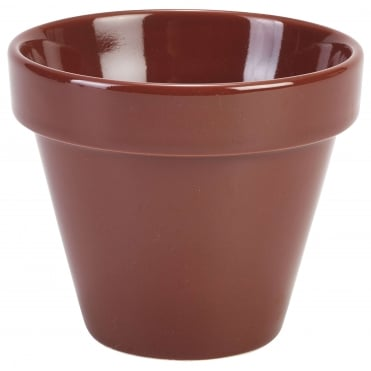 Terracotta Plant Pots 500ml 17.5oz | Pack of 4
