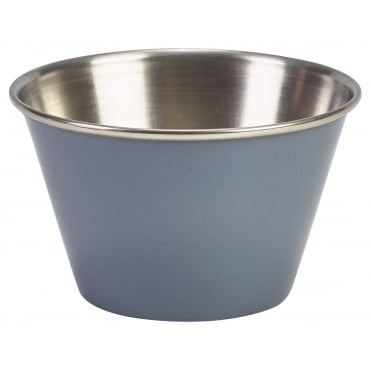 Grey Stainless Steel Ramekin 170ml 6oz | Pack of 12