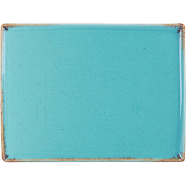 Seasons Sea Spray Rectangular Platter 35 x 15.5cm
