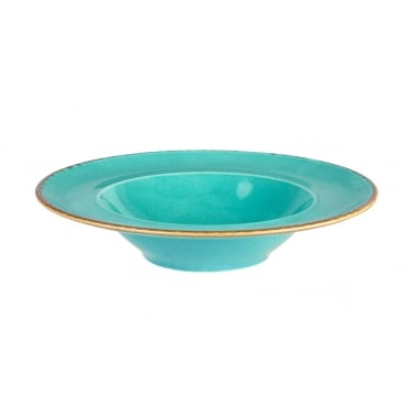 Seasons Sea Spray Pasta Plate 26cm | Pack of 6