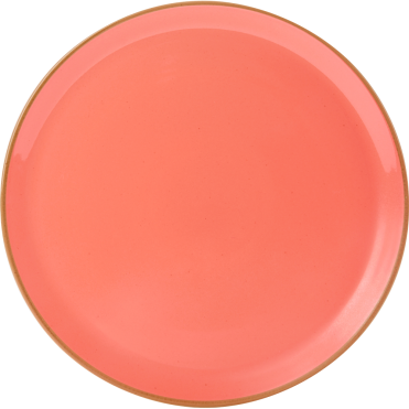 Seasons Coral Pizza Plate 32cm | Pack of 6