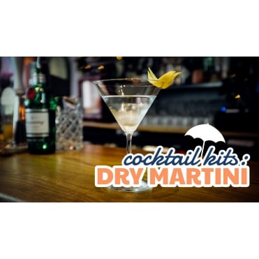 Dry Martini - Cocktail Equipment Kits