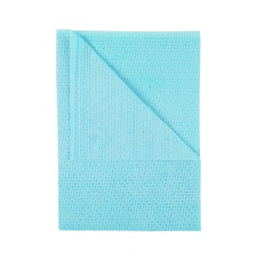 Blue Velette Cloth 50cm x 35cm | Pack of 25
