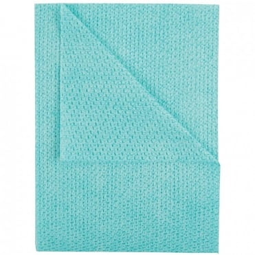 Green Velette Cloth 50cm x 35cm | Pack of 25