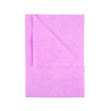 Red Velette Cloth 50cm x 35cm | Pack of 25