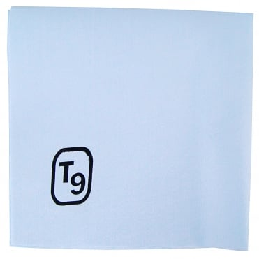 Blue T9 Disposable Microfire Finishing Cloths | Pack of 25