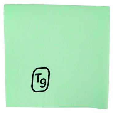 Green T9 Disposable Microfire Finishing Cloths | Pack of 25