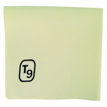Yellow T9 Disposable Microfire Finishing Cloths | Pack of 25