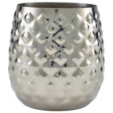 Stainless Steel Pineapple Cups 44cl/15.5oz