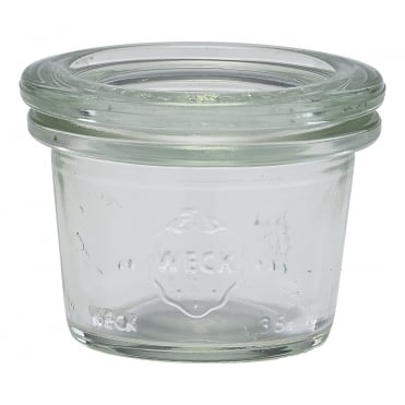 WECK® Mini Jar & Lid - 3.5cl/1.25oz