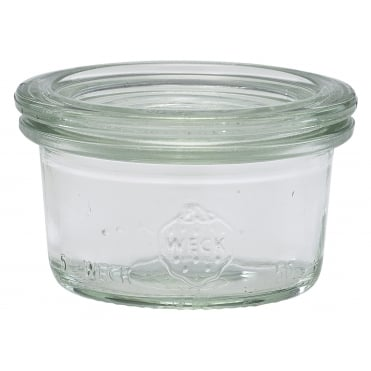 WECK® Mini Jar & Lid - 5cl/1.75oz