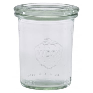 WECK® Mini Jar & Lid - 16cl/5.6oz