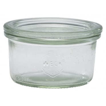 WECK® Jar & Lid - 16.5cl/5.8oz