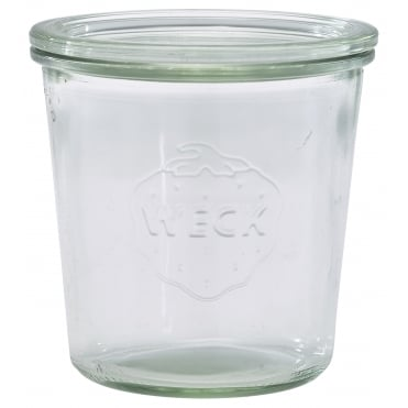 WECK® Jar & Lid - 58cl/20.4oz