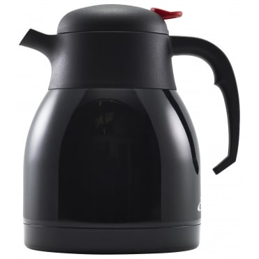Stainless Steel Vacuum Push Button Jug 1.2 Litre