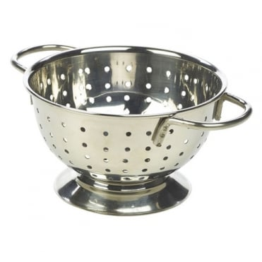 Mini Stainless Steel Colander - 10cm