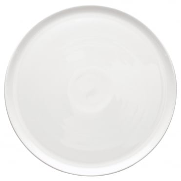 Modulo - All Day Dining - Pie/Pizza Plate - Plat À Tarte | White | 32cm/12