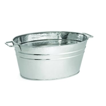 RBT2314 Stainless Steel Oval Beverage Tub 22.5 Litres