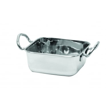 833 Square Mini Roast Pan 10 x 10 x 4cm