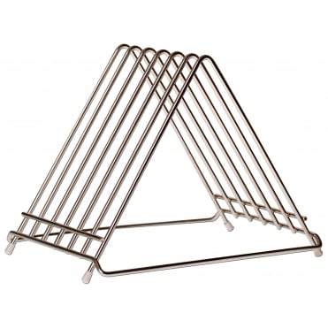 WSC12 Stainless Steel Rack - Holds 6 Boards