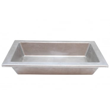 CW1798N Medium Food Pan - 18.5 x 28.5 x 5cm
