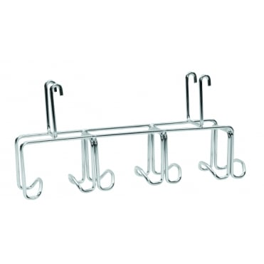 CBRS7 Stainless Steel Hanging Rack for Cutting Boards 33.5 x 8 x 15cm