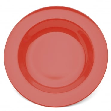 Polycarbonate Soup/Pasta Plate 21.5cm - 6 Colours Available